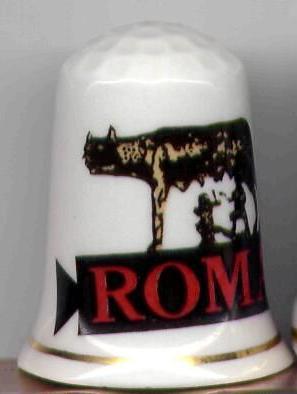 Наперсток «ROMA».