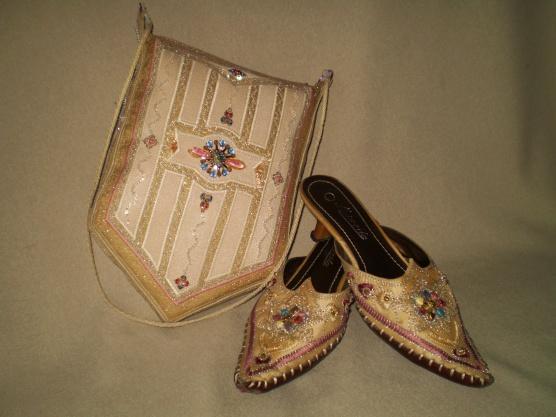 Сумочка с черевичками