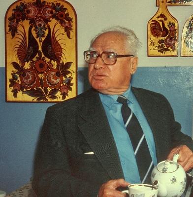 Аристарх Евстафьевич КОНОВАЛОВ
