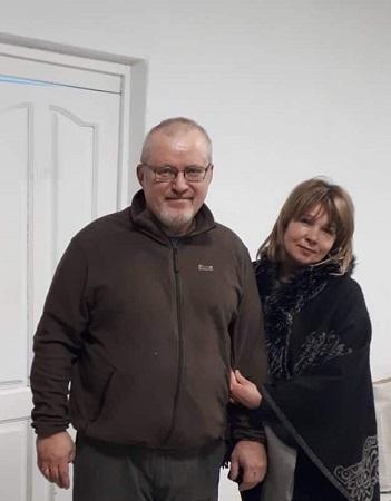 Михаил и Марина Поляковы