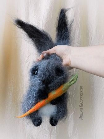 Кролик Ушастик