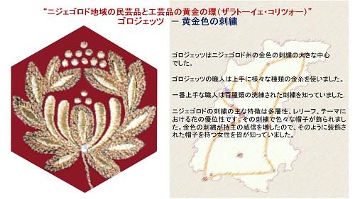 ПРЕЗЕНТАЦИЯ «Народные художественные промыслы Нижегородской области» на японском языке -11