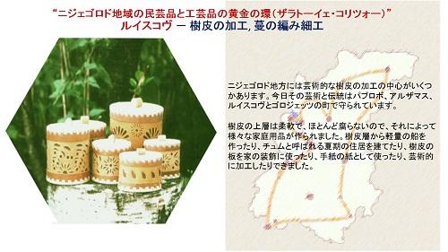 ПРЕЗЕНТАЦИЯ «Народные художественные промыслы Нижегородской области» на японском языке -19