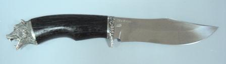 Нож 2. Ворсма.