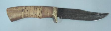 Нож 4. Ворсма.