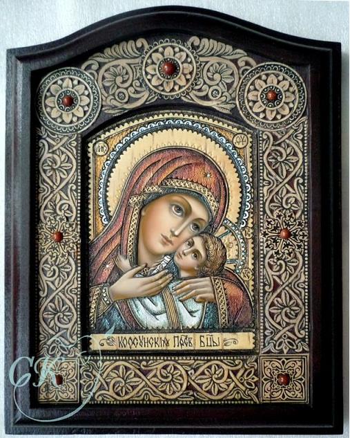 Икона Корсунская Прсв.Богородица.